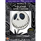 The Nightmare Before Christmas Collector's Edition 2-Disc DVD + Digital Copy