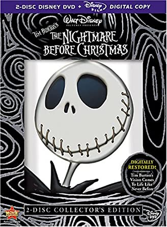 The Nightmare Before Christmas Two Disc Collectors Edition