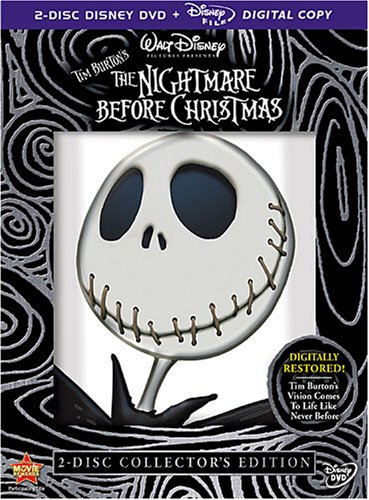 Amazon.com: The Nightmare Before Christmas (Two-Disc Collector's ...