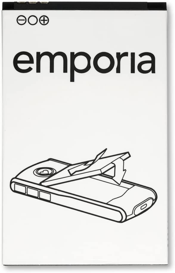 Emporia Ak V25 Ersatzakku Für Emporiapure Elektronik