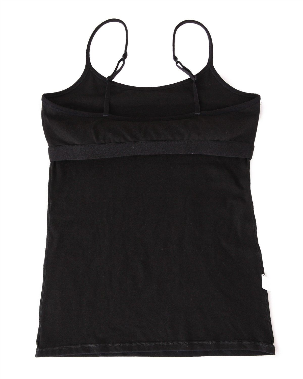 ALove Cotton Cami Tops Women Built in Shelf Bra Casual Camisoles 2 Pack XL by ALove (Image #6)
