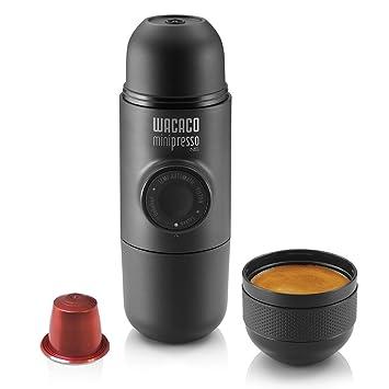 Voyage À CompatiblesCafetière capsules Et Minipresso Expresso De Ns Nespresso NsMachine PortableCompatibles Capsules D'origine Wacaco redxBoQWC