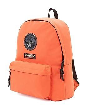 e02565ee32 Napapijri Sac à Dos Voyage naygos Orange Orange ordinateur portable école  Randonnée