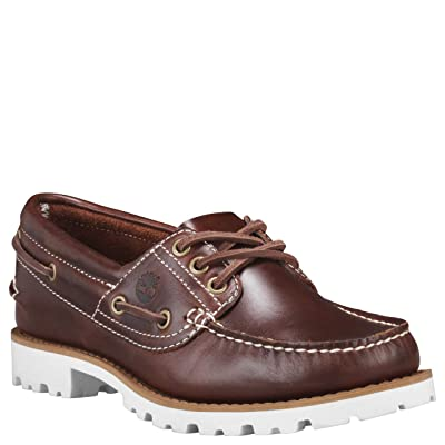 Timberland Women's Noreen Lite Handsewn Boat Shoe | Shoes