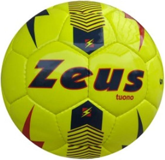 zeus Balón de fútbol Trueno Ball Calcetto Sport Pegashop Talla 4 ...