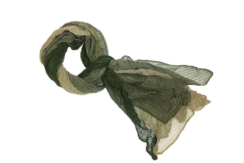 One Size Women Fallen Leaf Fashion Scarf