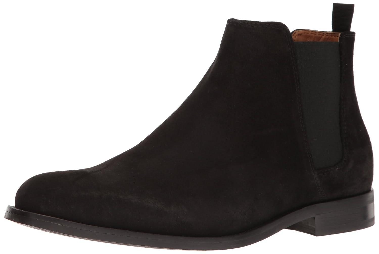 ALDO Women's Vianello-r Ankle Bootie B01MSP9L5S 10.5 D(M) US|Black Suede