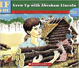 Book If You Grew Up With Abraham Lincoln by Ann Mcgovern (1976-08-01)