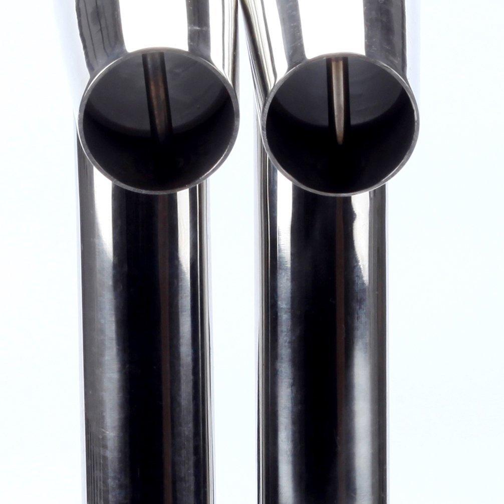 Soporte para ca/ña de pescar Amarine-made hecho de acero inoxidable altamente pulido