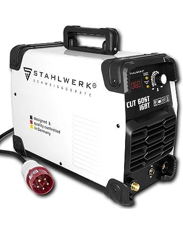STAHLWERK CUT 60 ST IGBT - Cortador de plasma con 60 amperios, hasta 24 mm