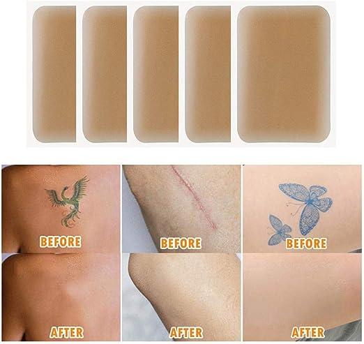 Cinta Que Oculta Los Tatuajes Y Los Defectos, 5 Pack Tatuaje ...