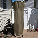 Sunnydaze Outdoor Patio Heater Cover, Heavy Duty