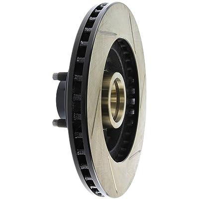StopTech 126.61018SR Sport Slotted: Automotive