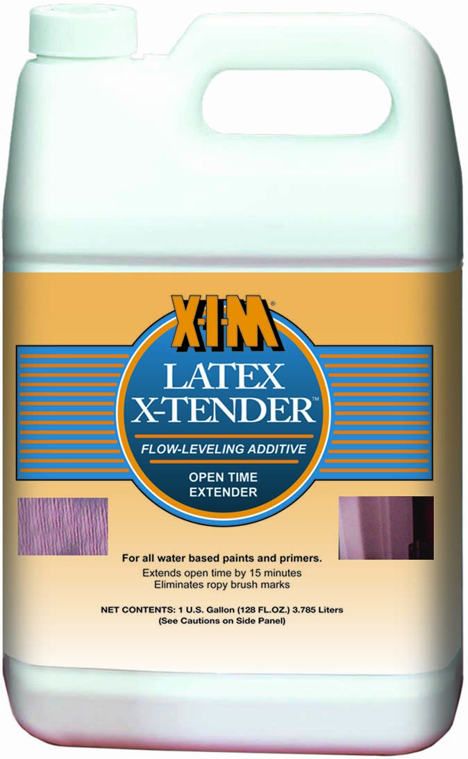 XIM 11071 Latex X-Tender Flow and Leveling Additive, 1-Gallon