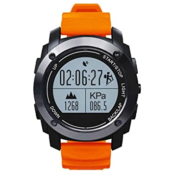 Smart fitness Tracker Smartwatch, Active Tracker reloj, LED Cuarzo ...