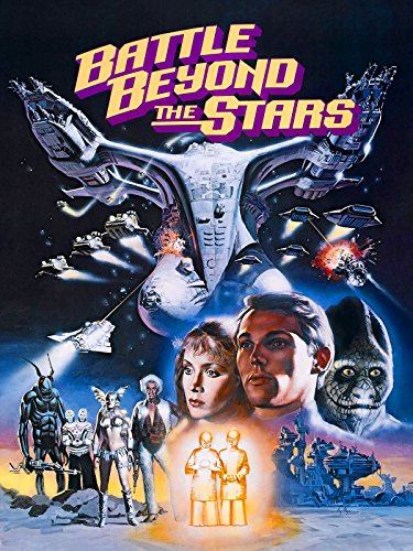 Cowboys Review Space - Battle Beyond the Stars