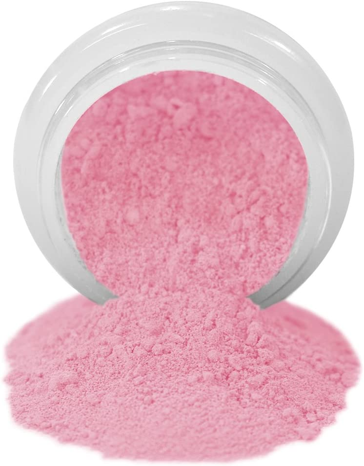 ColorPops by First Impressions Molds Matte Pink 20 Edible Powder Food Color For Cake Decorating, Baking, and Gumpaste Flowers 10 gr/vol single jar