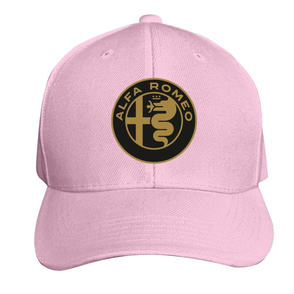 Unisex Baseball Al-FA ROM-eo Logo Trucker Dad Unisex Fashion Hats ...