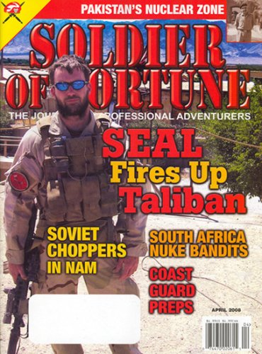 Soldier Of Fortune, April 2008 - Eyewear South Africa