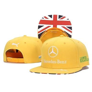 LEKANI Gorra de béisbol Mercedes-Benz Cap/Mercedes-Benz - La ...