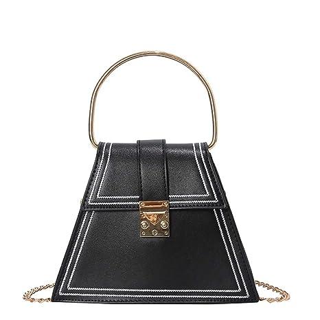 c09841103825 Amazon.com: XLMLJYX Designer Female Handbag Women Shoulder Bag ...