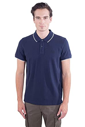 6bedb88c Amazon.com: Timberland Men's Millers River Pique Oxford Polo Shirt: Clothing