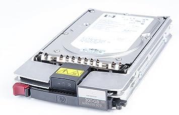 HP HDD 300GB 10K U320 SCSI 1 HOTPLUG