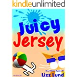 Juicy Jersey: Humorous Cozy Mystery - Funny Adventures of Mina Kitchen - with Recipes (Mina Kitchen Cozy Comedy Series Book 5
