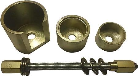 installazione estrattore di ricambio raccordo set di pressione per raccordo rimozione Dr Tools B0061/kit rimozione giunto a sfera sospensione asse posteriore
