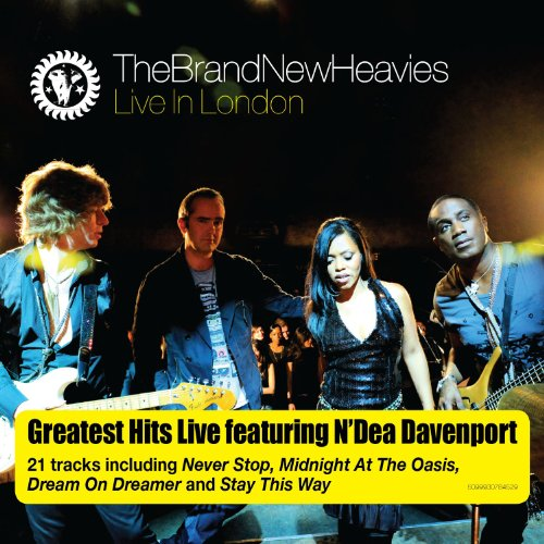 Live In London [2 CD] by Brand New Heavies, The (Image #2)