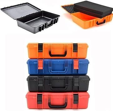 Caja de almacenamiento de herramientas 520 x 335 x 130 mm, caja de ...