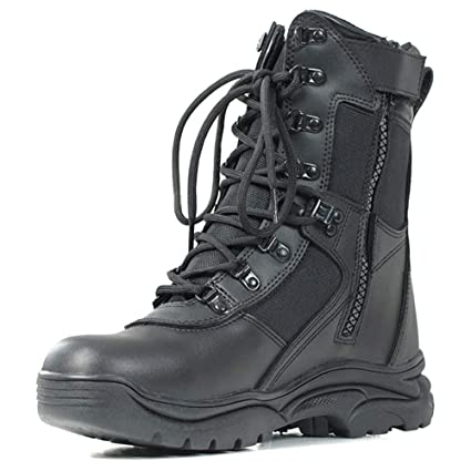 c736169c419a0 Amazon.com: SHANHEYY Combat Boot Mens Army Military Tactical Shoes ...