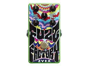 Z.VEX Vertical Fuzz Factory Vexter