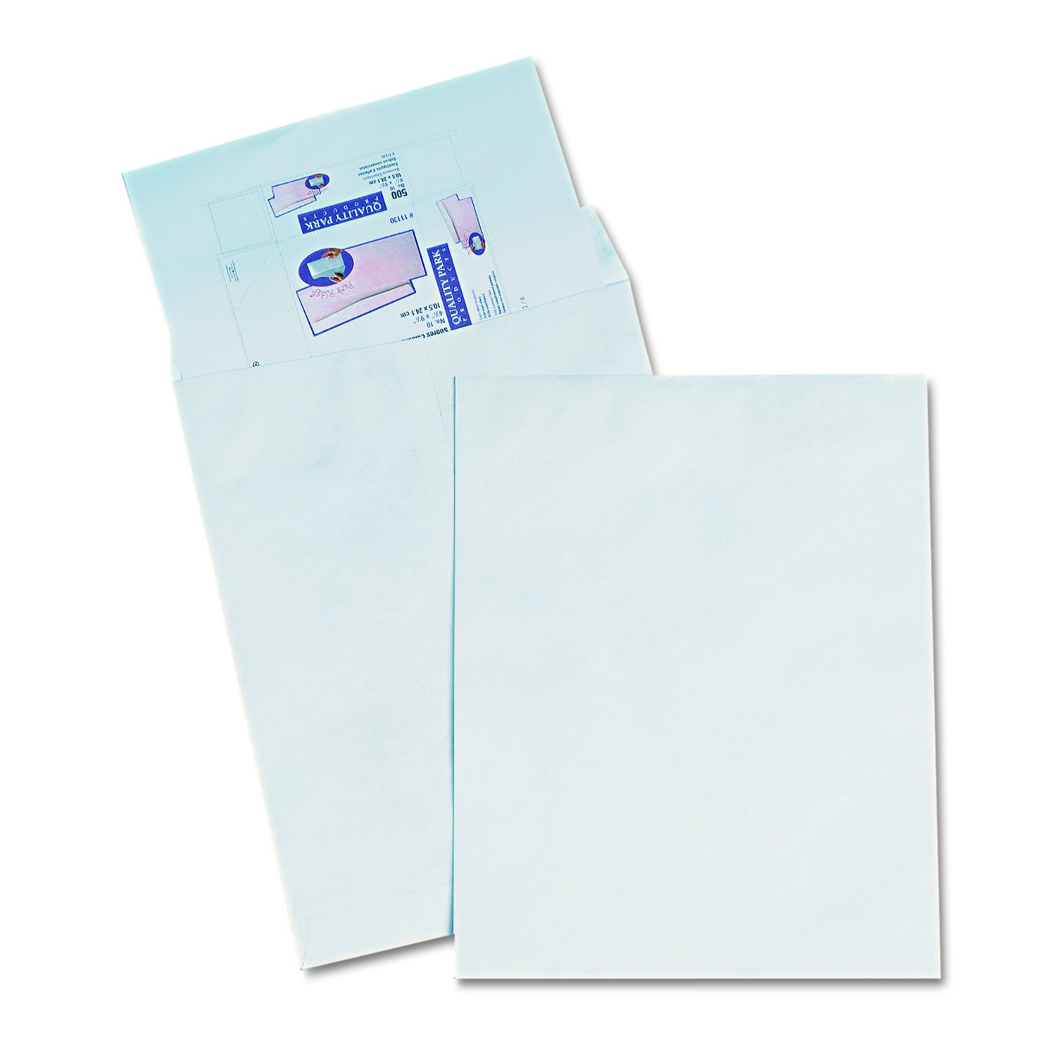 Survivor R5110 Tyvek Jumbo Mailer, 15 x 20, White (Box of 25)