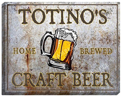 totinos-craft-beer-stretched-canvas-sign-24-x-30