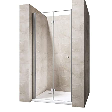Tremendous Durovin Bathrooms Frameless Bifold Shower Door 6Mm Thick Download Free Architecture Designs Jebrpmadebymaigaardcom