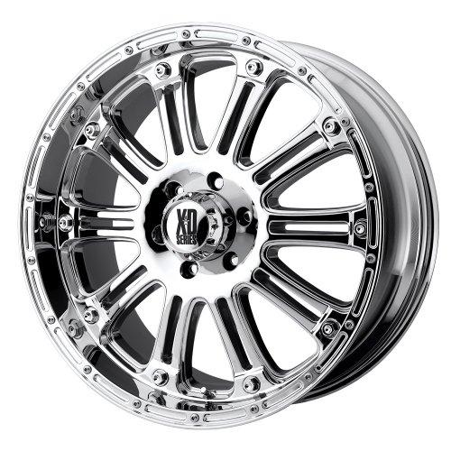 XD-Series Hoss XD795 Chrome Wheel (22×9.5″/5x150mm)