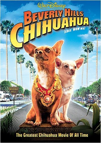 Beverly Hills Chihuahua Drew Barrymore George Lopez Andy Garcia Piper Perabo
