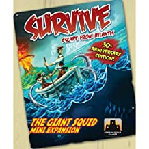 Survive! The Giant Squid