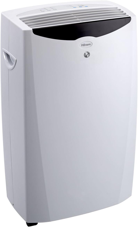 Amazon Com Danby Premiere Dpac12010h 12 000 Btu Portable Air Conditioner With Heater Euro Grey Home Kitchen