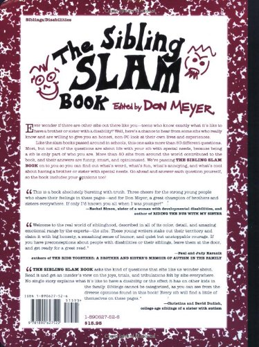 Slam Book Samples