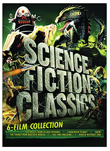 Science Fiction Classics Collection (6 movies)