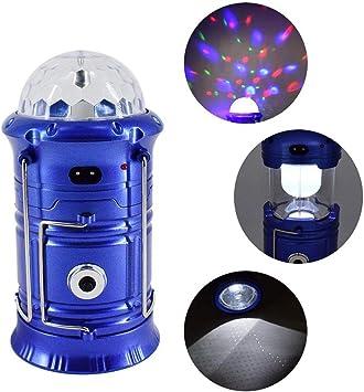 Zelt Licht Zelten Angeln Plastik Solar Taschenlampe Laterne Teleskop Lampe LED