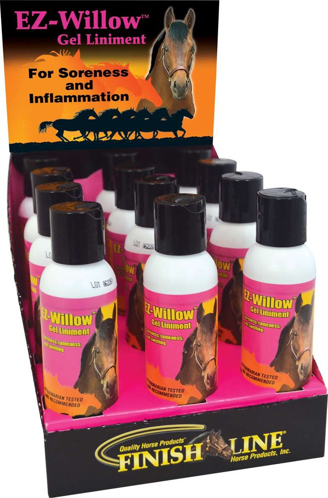 129111 EZ-Willow Gel Liniment , 4 oz