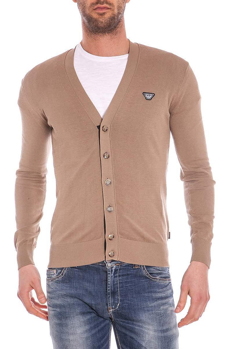 Giosal Completo Uomo Outfit Gilet Pantalone Abito Classico Elegante Casual  Blu 46 Blu 7e435c341ca