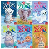 Zoe's Rescue Zoo Collection Amelia Cobb Series 2 : 6  Books set pack (The Lucky Snow Leopard,The Eager Elephant,The Silky Seal Pup,The Puzzled Penguin,The Scruffy Sea Otter,The Lonely Lion Club)