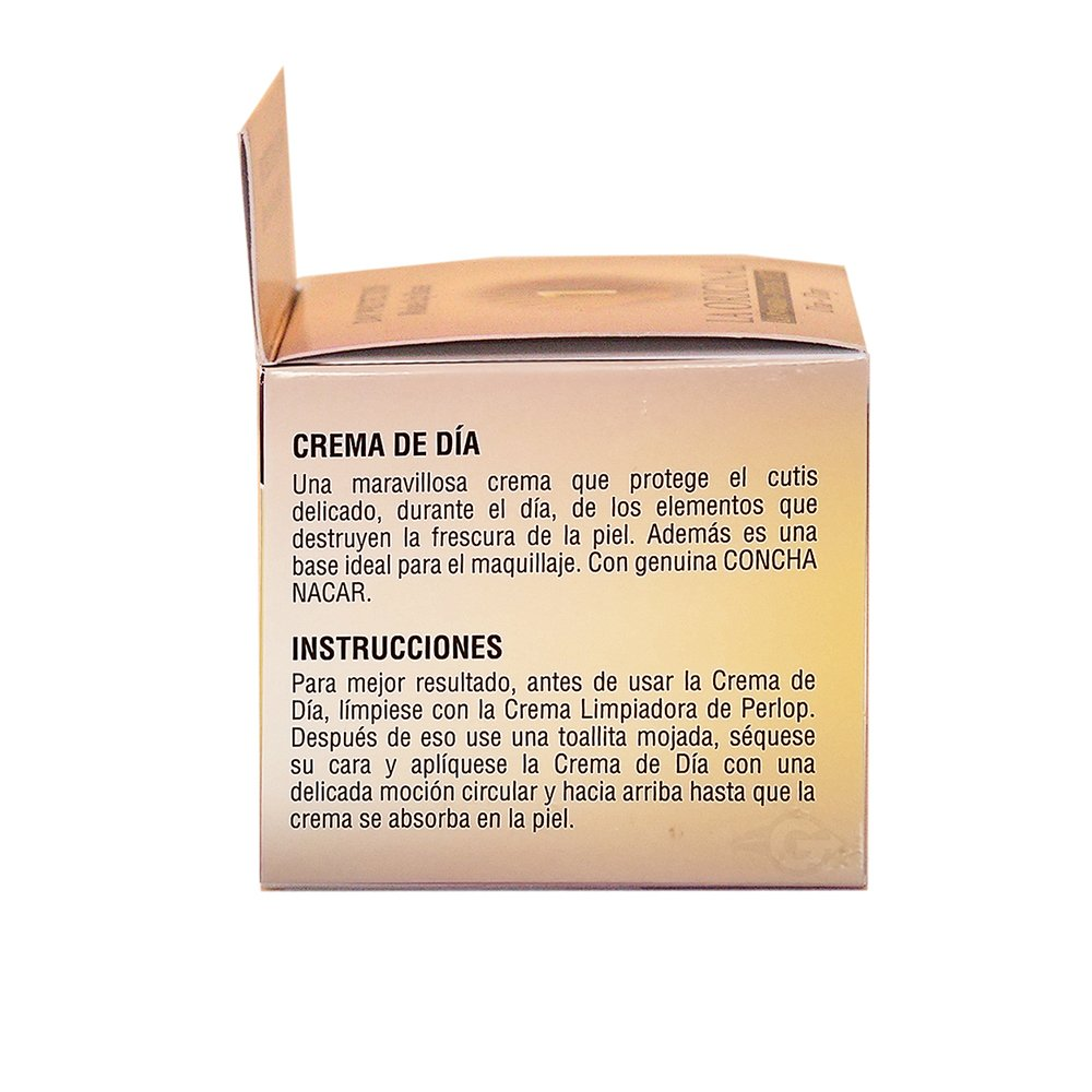 Amazon.com : Concha Nacar De Perlop Protective Day Cream No.1 Original Formula, 2 Ounce : Facial Moisturizers : Beauty