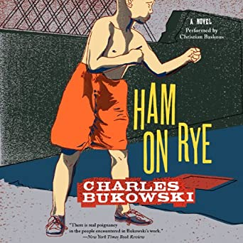 catcher in the rye audio book