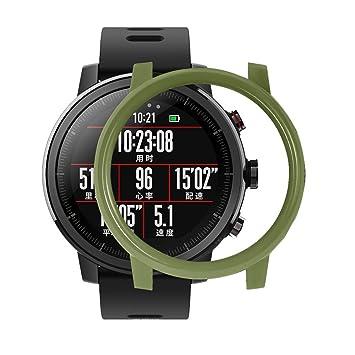 Protection de boitier Y56 pour la montre connectée Huami Amazfit Stratos 2/2S, en