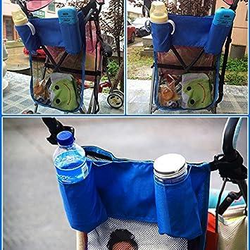 Amazon Com Lazada Stroller Organizer Diaper Baby Car Carriage Bag